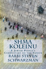 Shma Koleinu: A Jewish People's Commentary on the Siddur